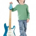Kinder-E-Gitarre