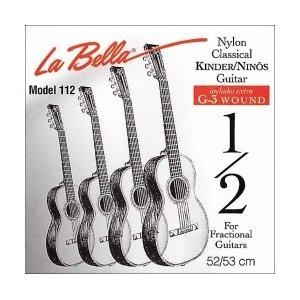 LaBella Kindergitarren 1/2 Größe