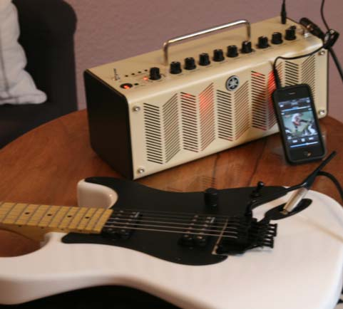 Kinder-E-Gitarren-Verstärker