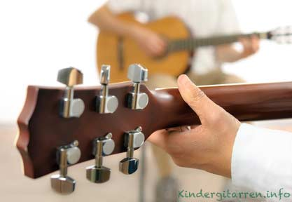 Gitarrenunterricht