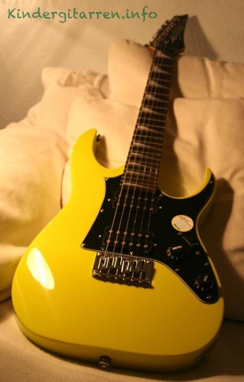 Ibanez GRGM21GB-YL GIO Mikro E-Gitarre (3/4) – mit Video Test