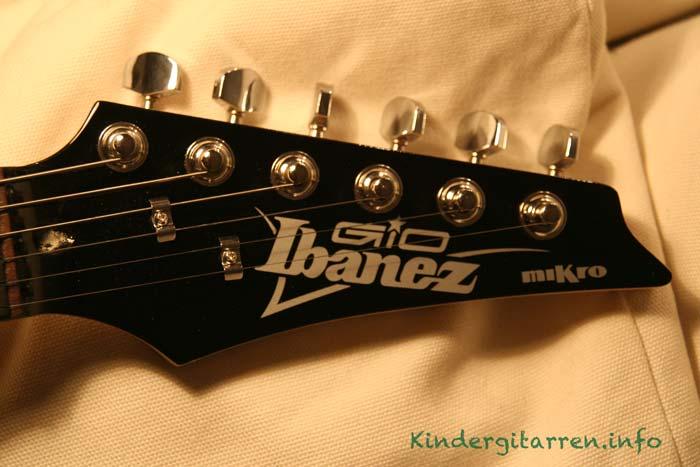Ibanez-Gio-Mikro-Kopfplatte
