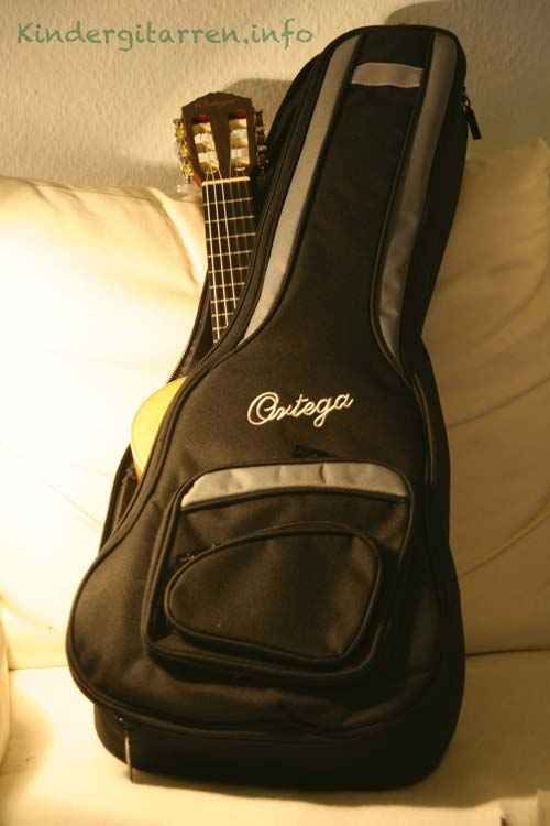 Ortega-r121 1/4 Gitarre Gitarrentasche vorne