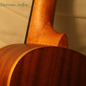 Ortega-r121 1/4 Kindergitarre Halsansatz