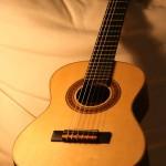 Ortega-r121 1/4 Kindergitarre