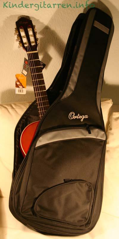 Ortega-r121-3/4-Kindergitarre-Tasche