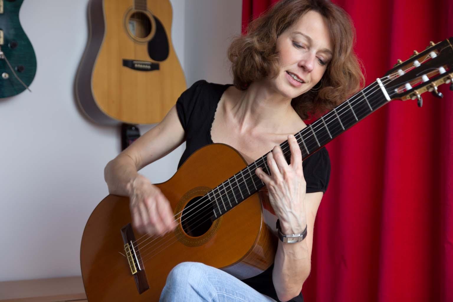 Gitarrenunterricht Waiblingen