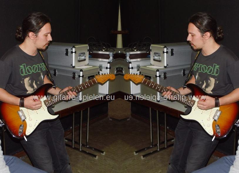 Gitarrenunterricht in Frankfurt