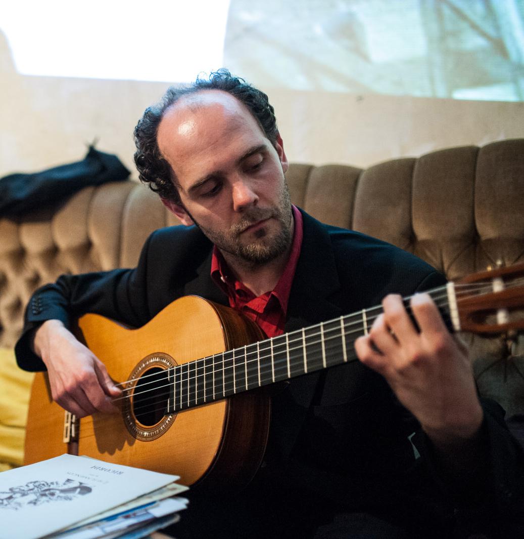 Gitarrenunterricht Thomas Holzhausen