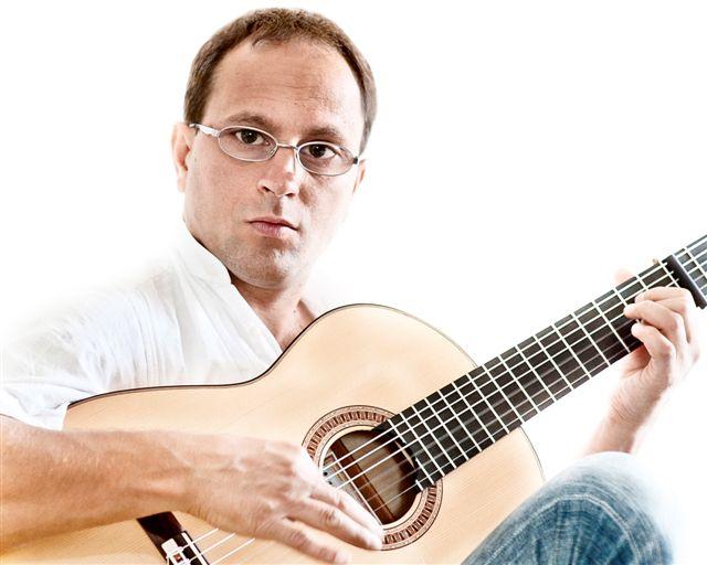 Gitarrenunterricht Georgy Moravsky München
