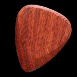Plektrum aus Holz