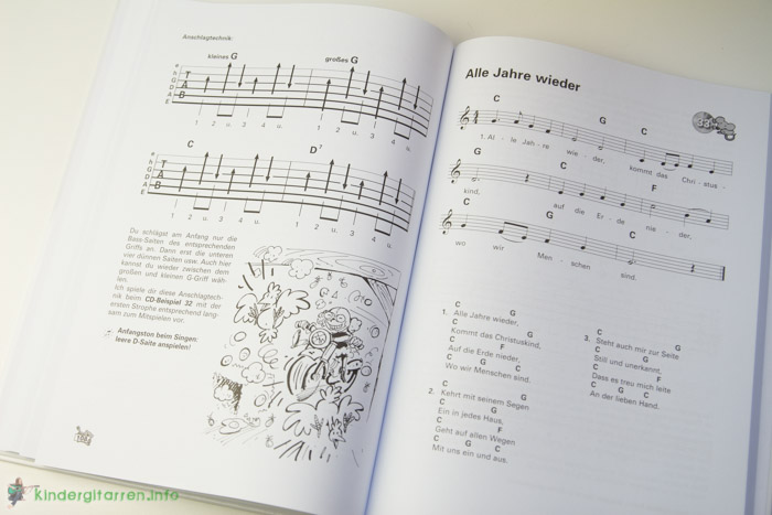 Rolfs Kinderliederbuch Seiten Blättern