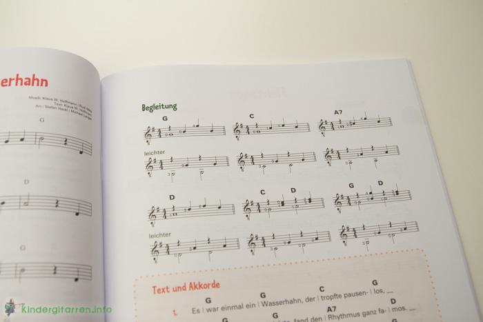 Sim Sala Sing Gitarrenbuch Beglelitung