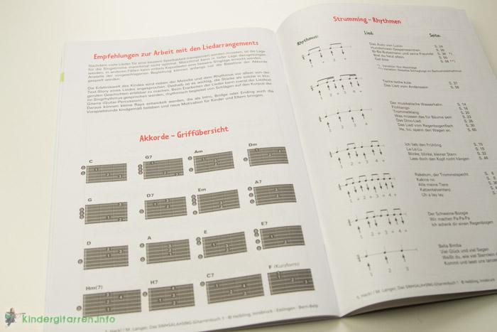 Sim Sala Sing Gitarrenbuch Griffbilder