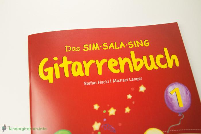 Sim Sala Sing Gitarrenbuch Cover nah