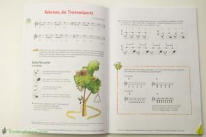 Sim Sala Sing Gitarrenbuch Doppelseite