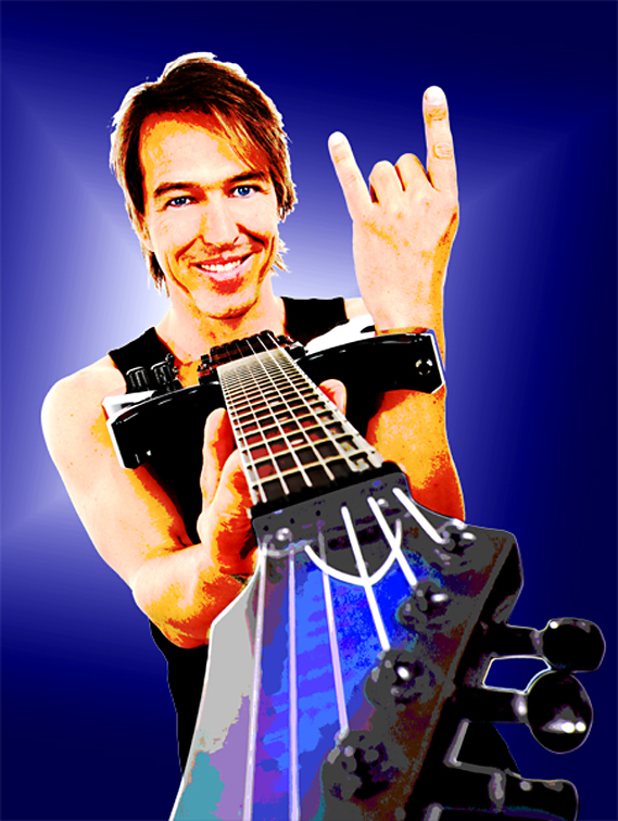 Magic-Guitarist