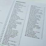 Rockodil - Kinder E-Gitarren Lehrbuch - Inhaltsverzeicnis