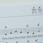 Kinderlieder mit einfachen Gitarrengriffen - Gitarrengriffe