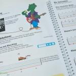 Rockodil - Kinder E-Gitarren Lehrbuch - Rhythmen